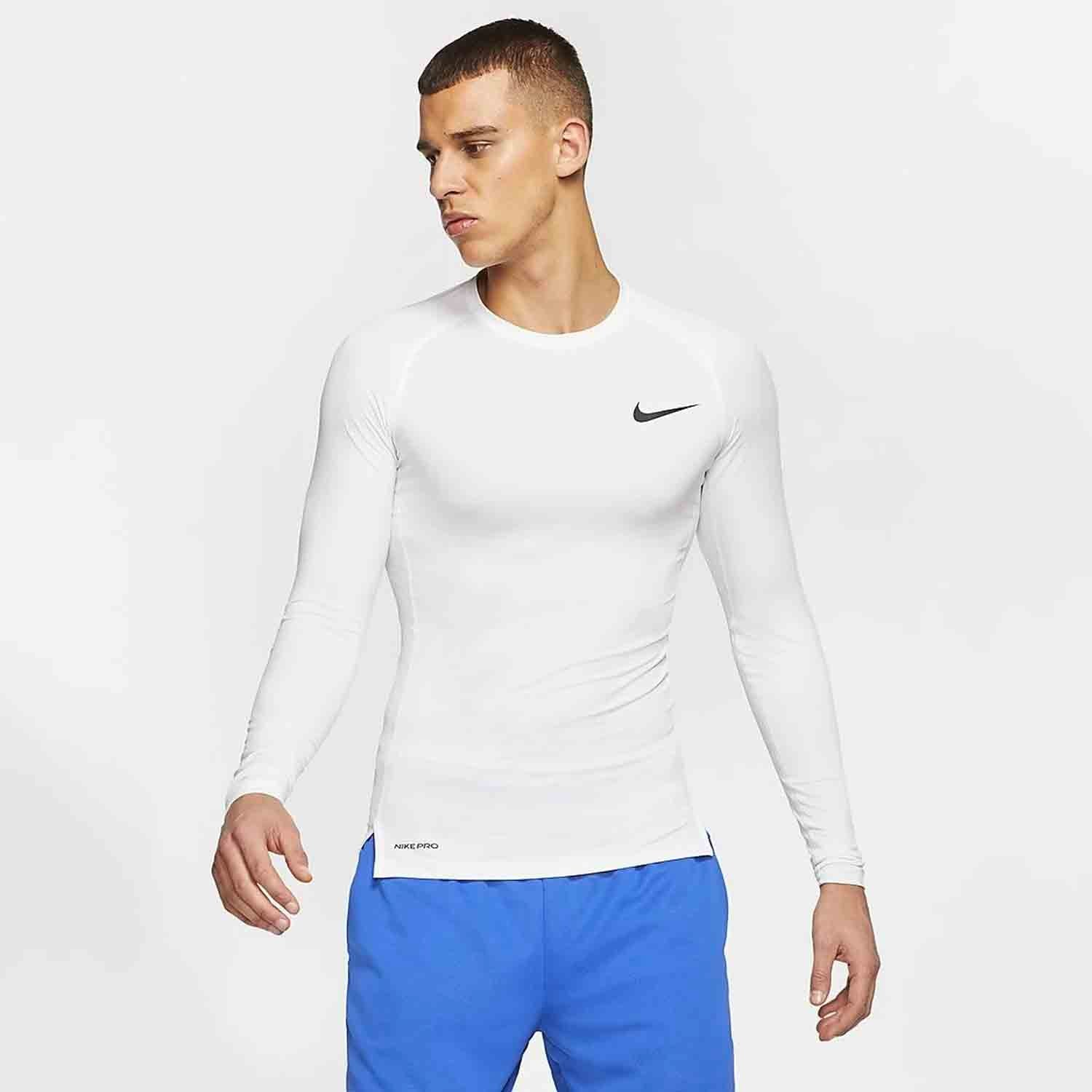 Pro Men's Tight Fit Long-Sleeve Top