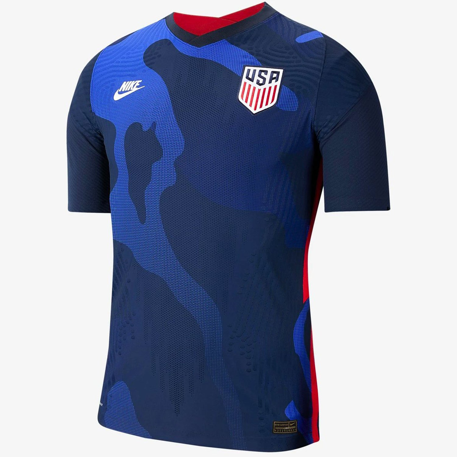 Men's USA Away Vapor Match Soccer Jersey