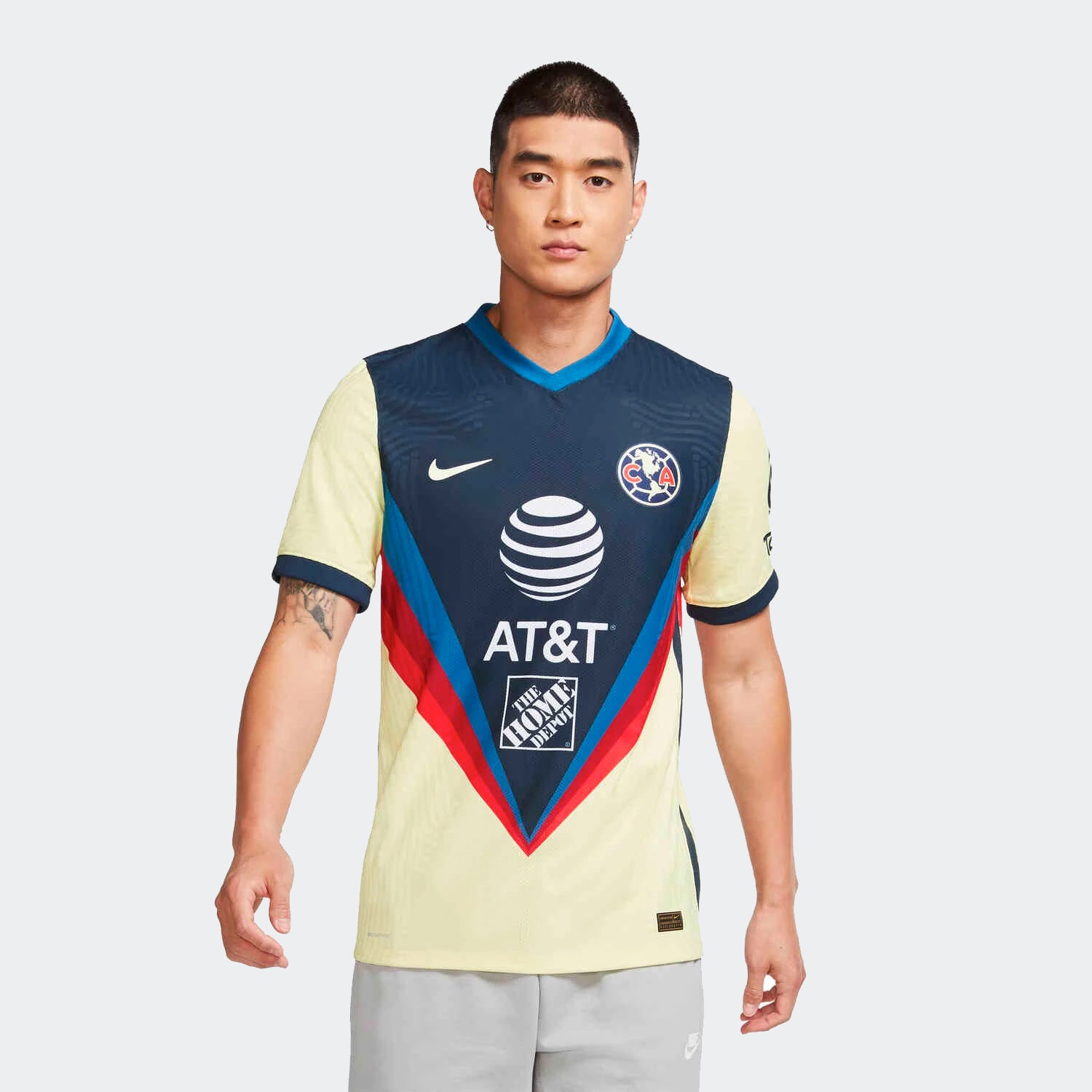 Club America Autentica Playera Casa 20-21 | Club America Authentic Home Jersey 20-21