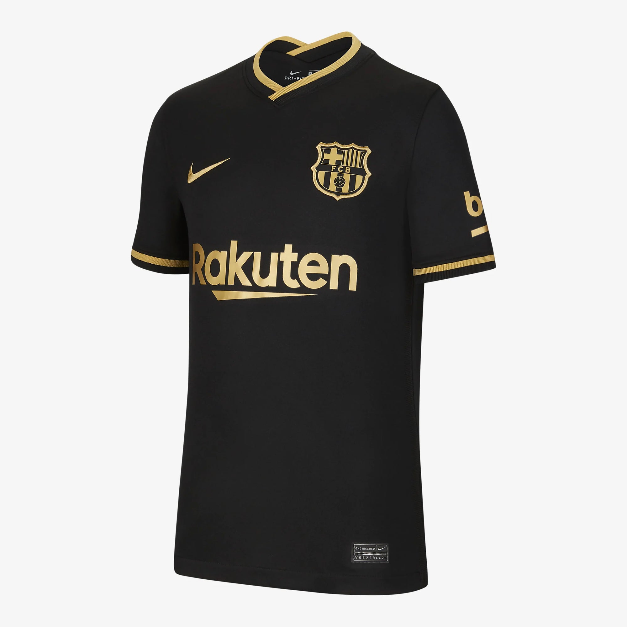 Barcelona Away Jersey 20/21 Youth