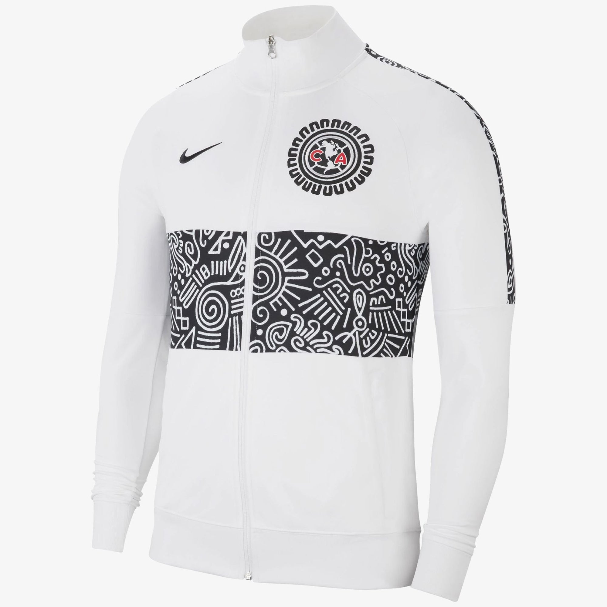 Club America Track Jacket Men's White