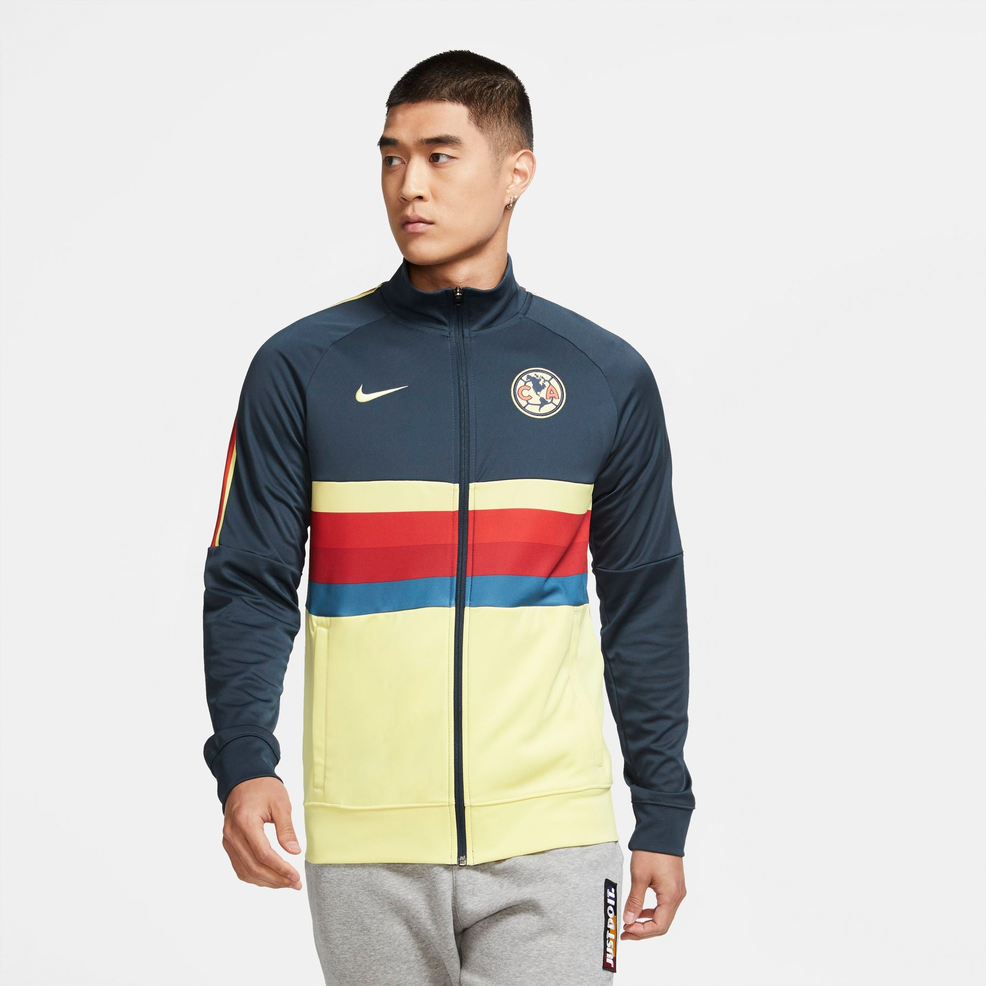 Men's Club America Track Jacket 2021