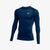 Nike Pro Long Sleeve Compression Top Navy Men's