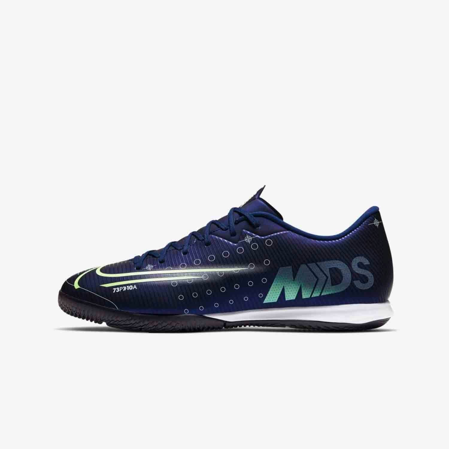Mercurial Men's Vapor 13 Academy MDS IC Indoor Soccer Shoe