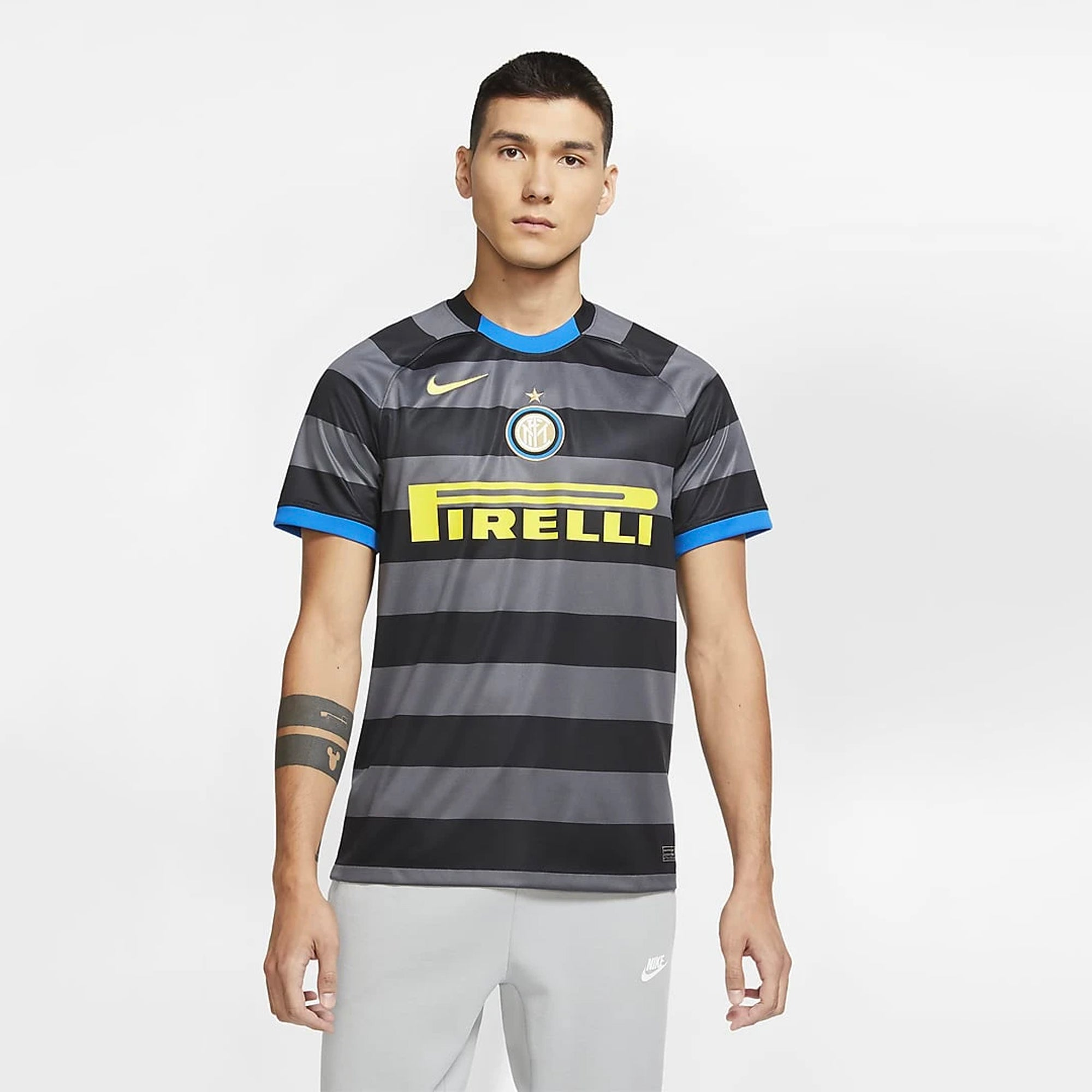 Inter Milan Third Stadium Jersey 20/21