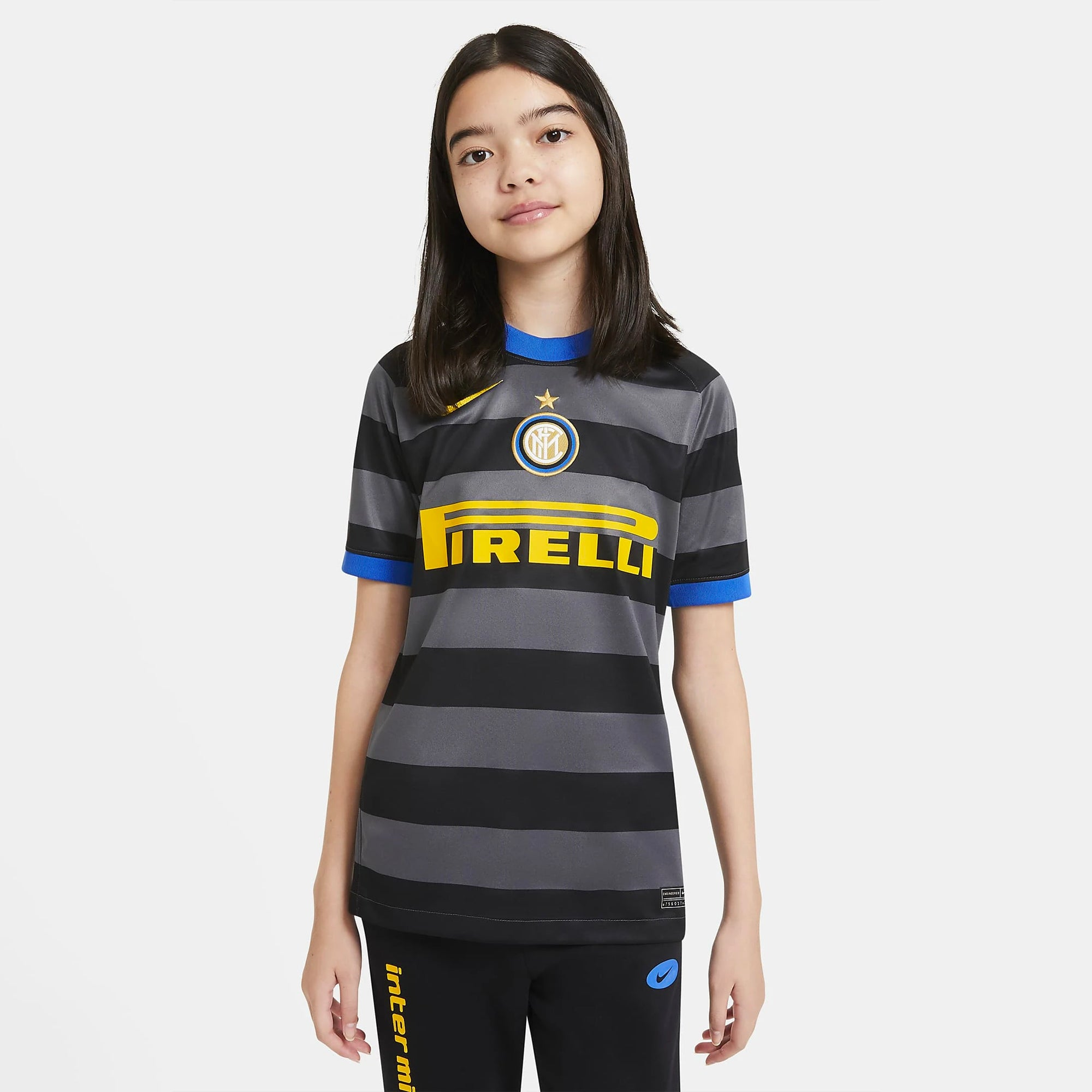 Youth Inter Milan Stadium Third Jersey 20/21