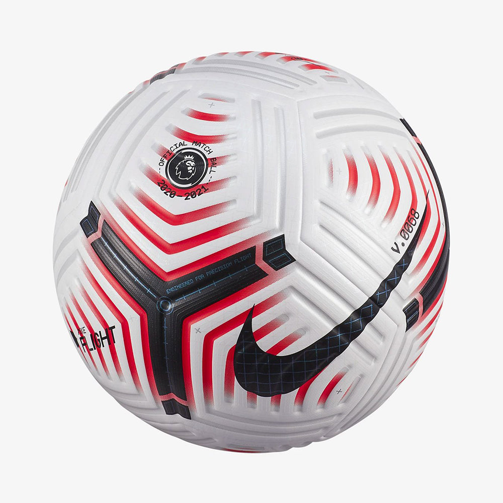 Premier League Flight Official Match Soccer Ball