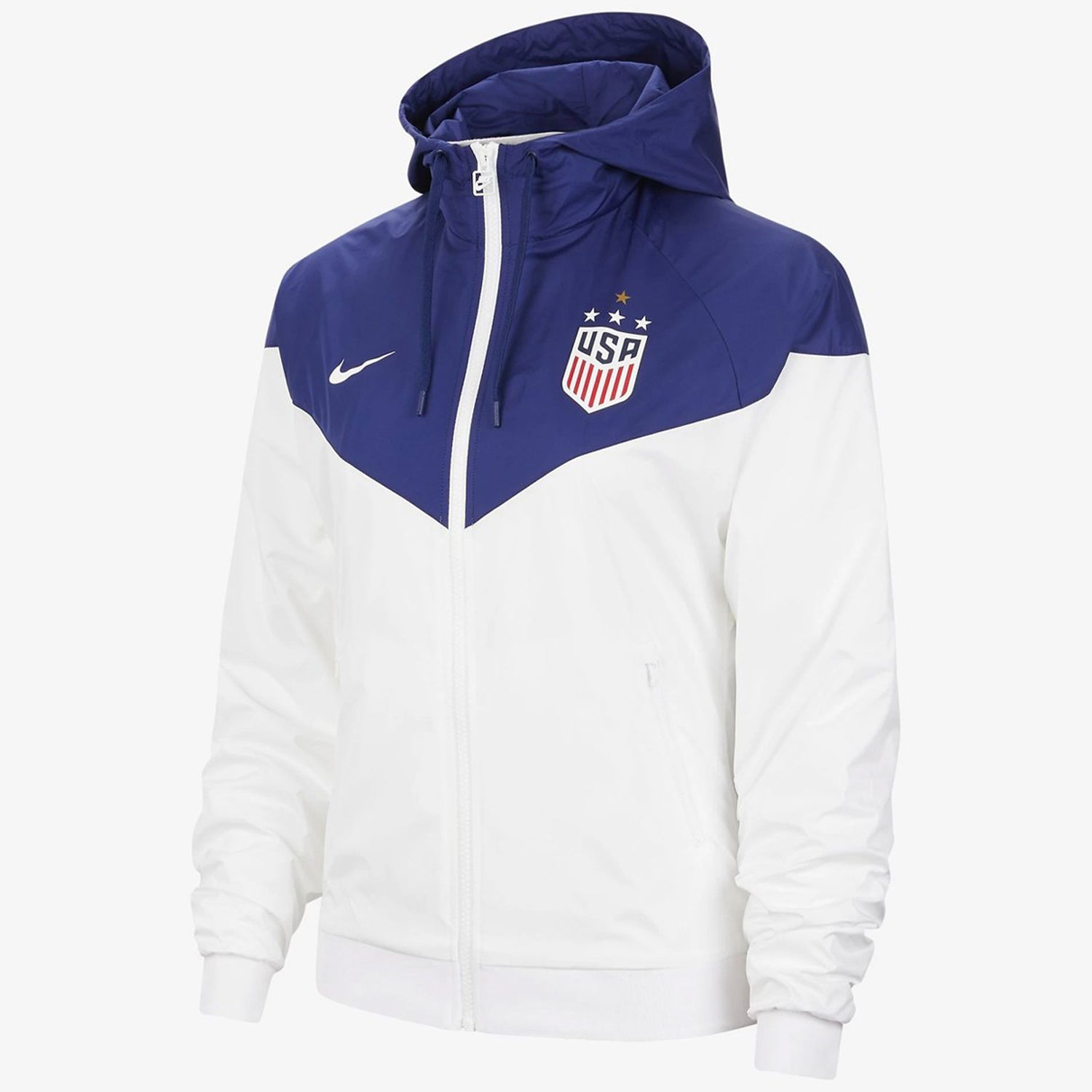 Womens U.S. Soccer Windrunner (4-Star)