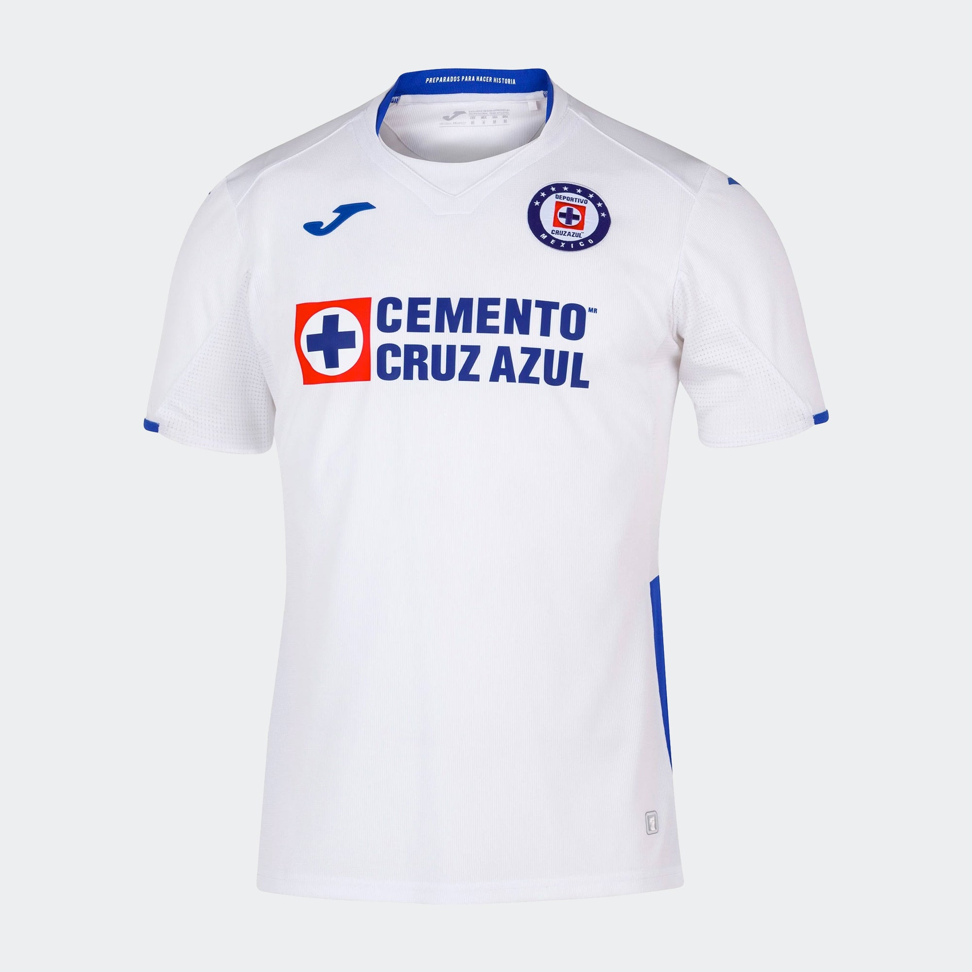 Men's Cruz Azul Away Soccer Jersey 19/20