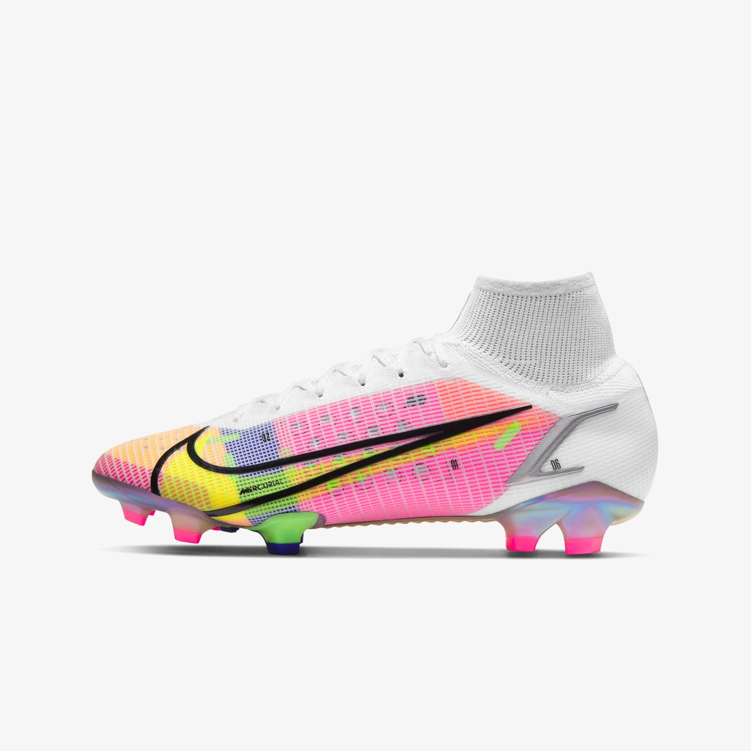 Mercurial Superfly Dragonfly 8 Elite Firm Ground Soccer Shoes Adult