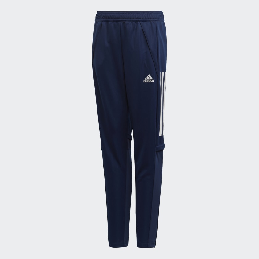 Condivo 20 Track Pant Navy Youth