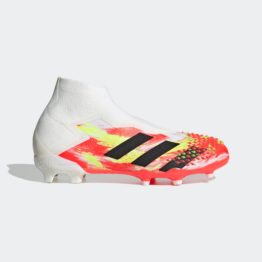 Kids Predator Mutator 20+ FirmGround Soccer Shoes