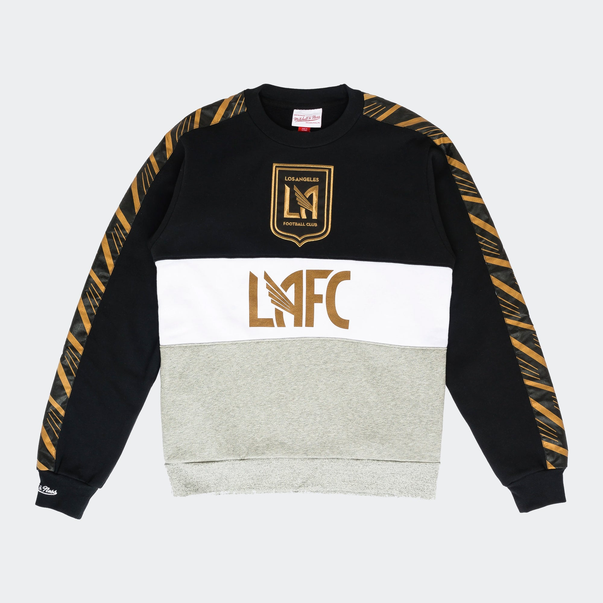 Mens LAFC Scorer Fleece Crew