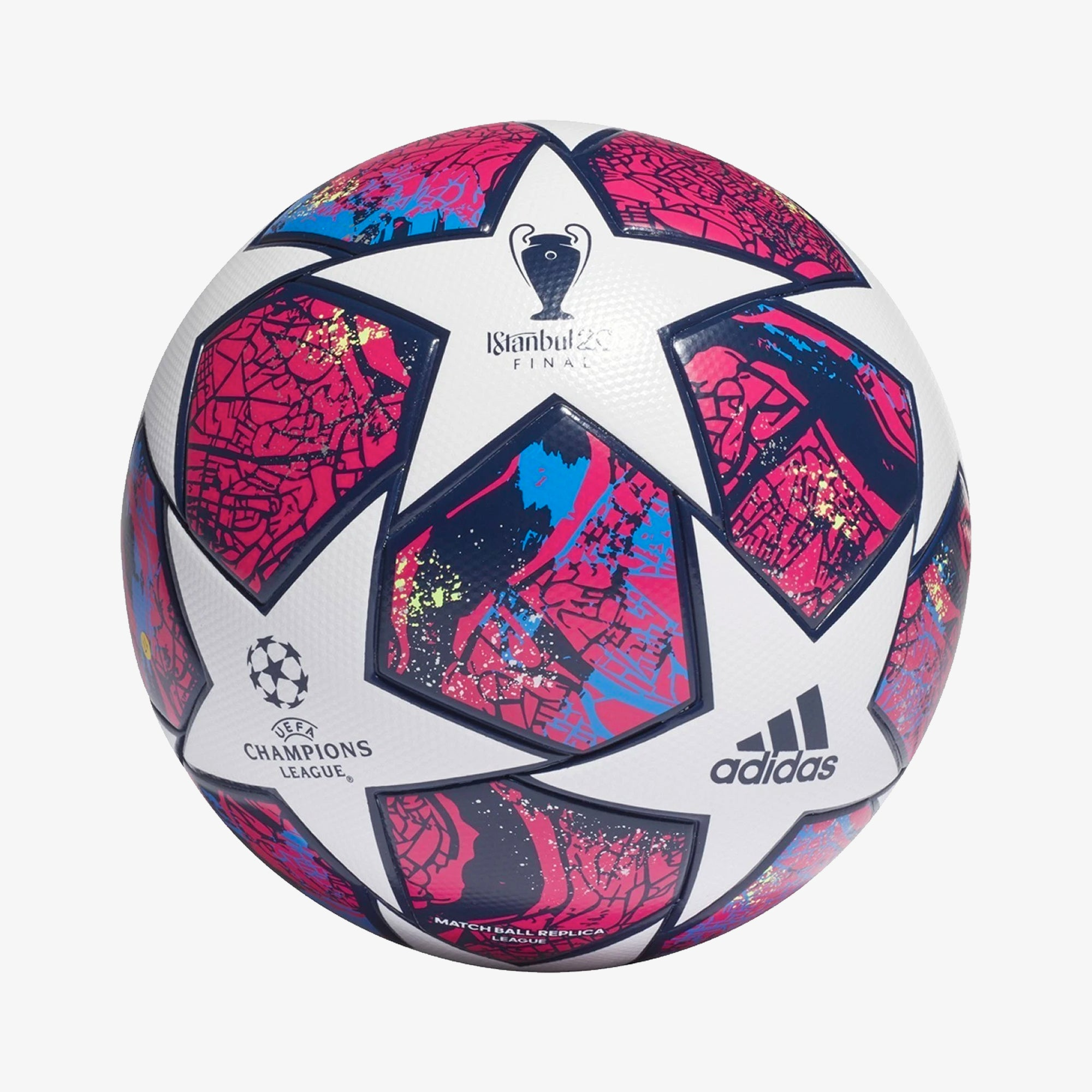 UCL Finale Istanbul League Soccer Ball
