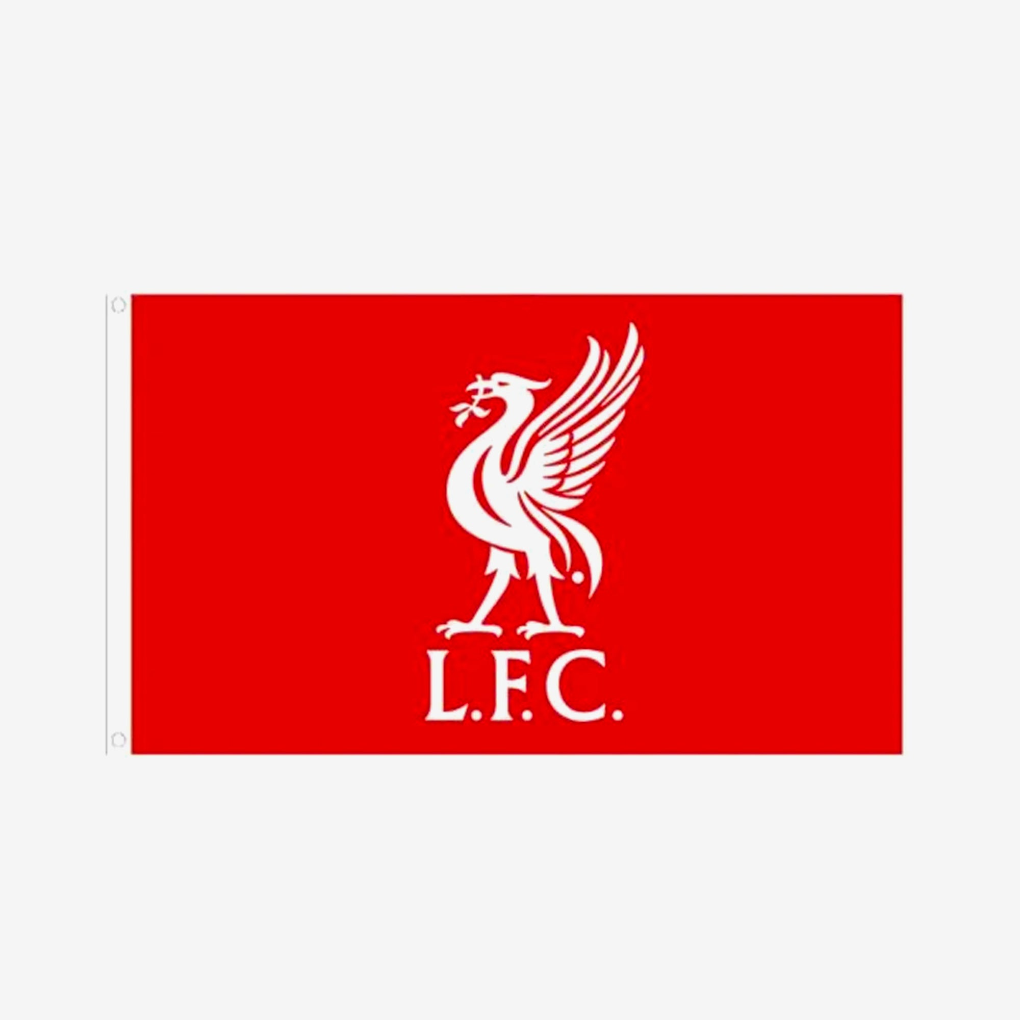 Liverpool Core Flag 3' By 5'