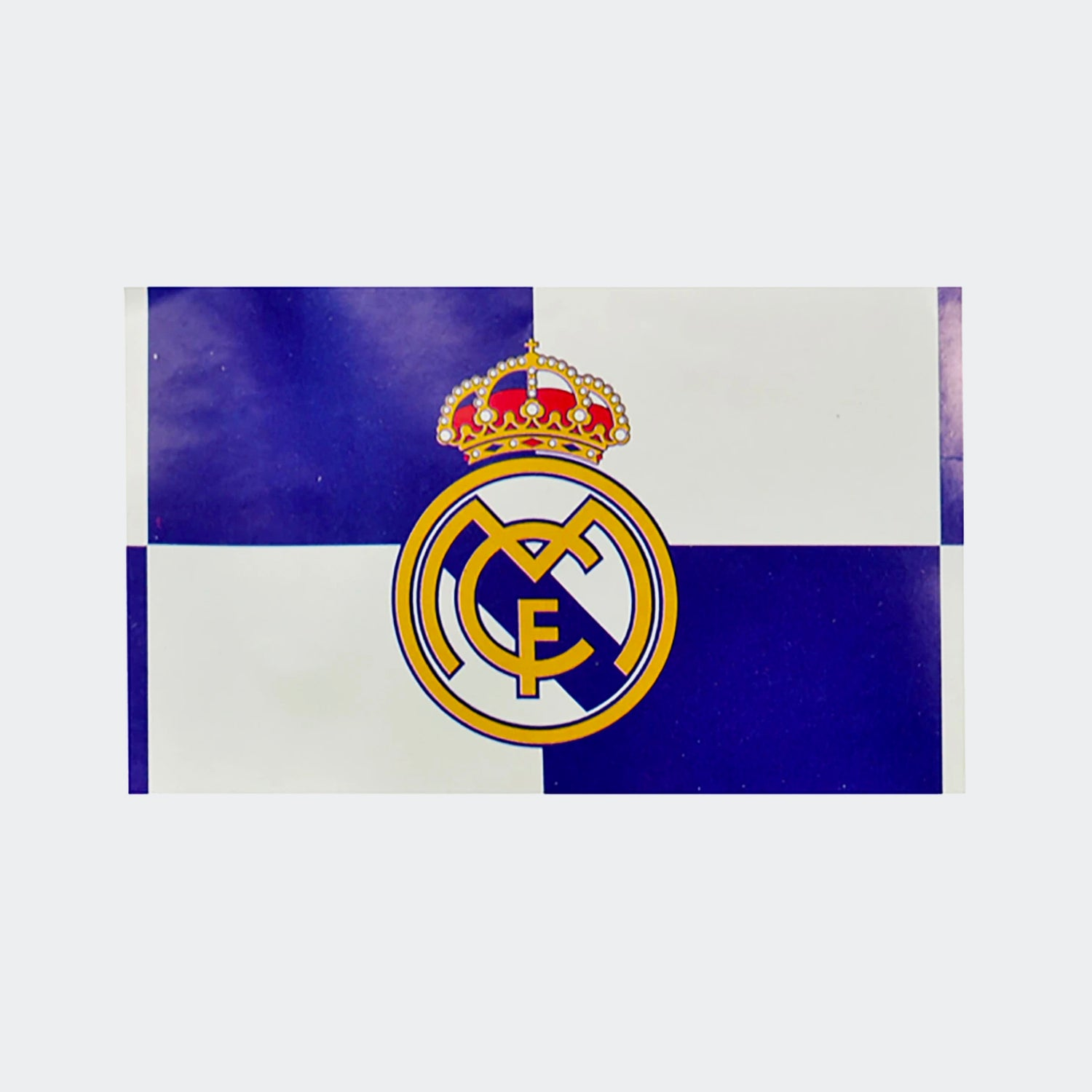 Real Madrid Flag 3' By 5'