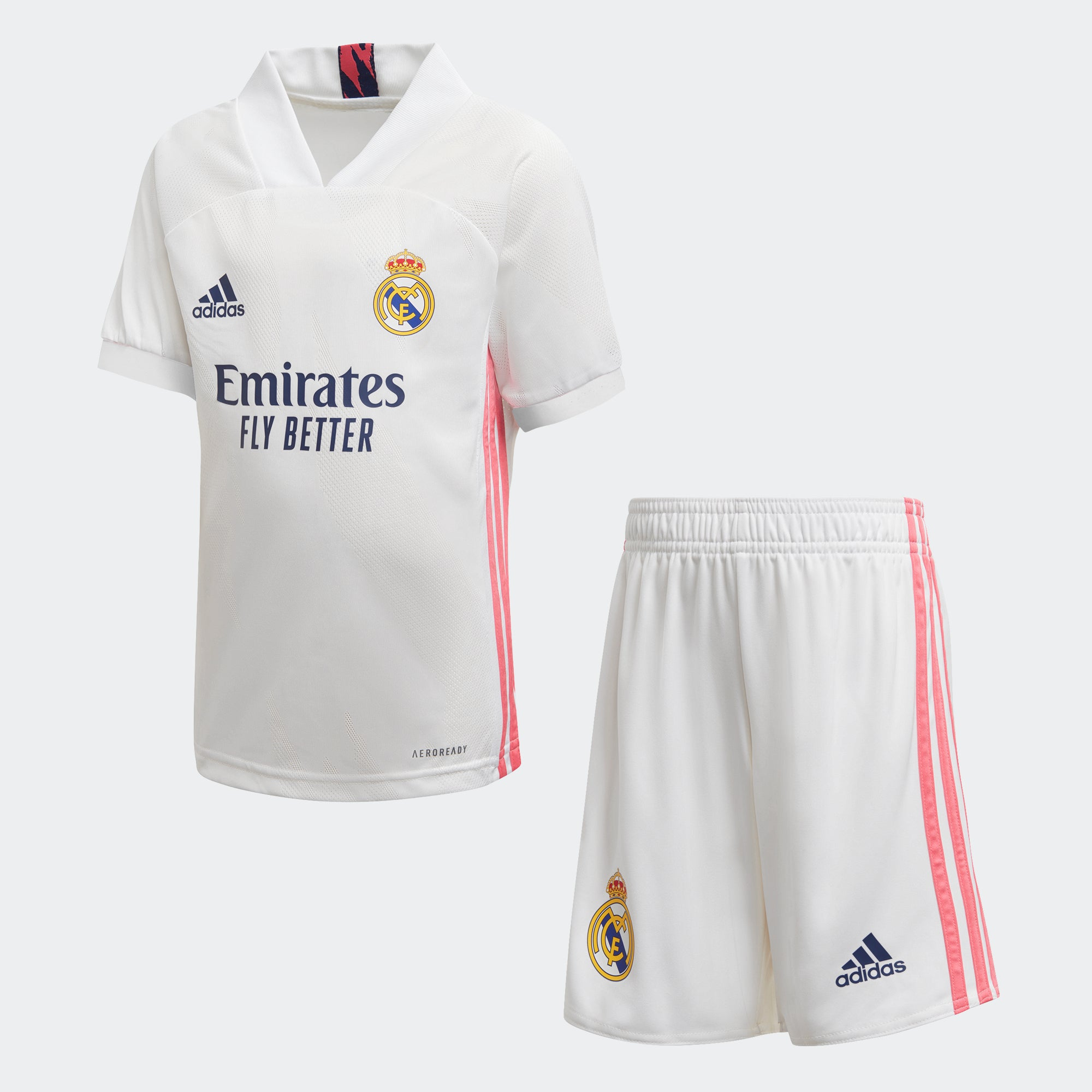 Real Madrid Home Mini Kit 2020/21 Youth