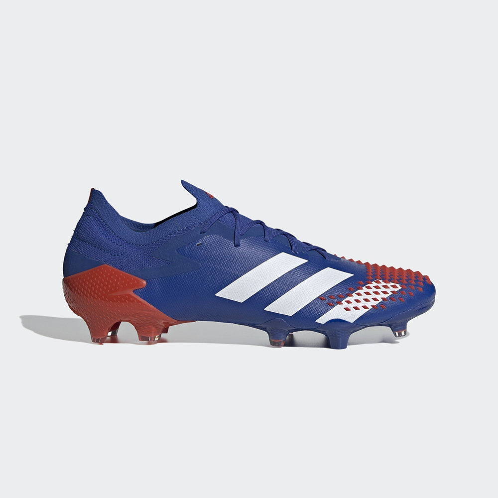 Predator 20.1 Firm Ground Men's Soccer Cleats Blue