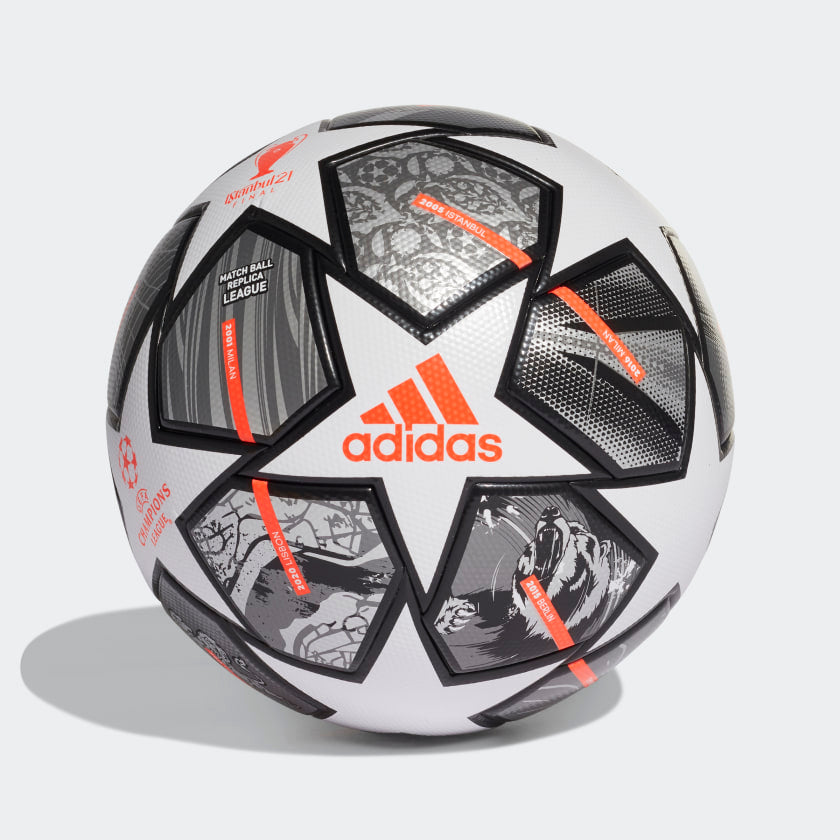 FINALE 21 20TH ANNIVERSARY UCL LEAGUE SOCCER BALL