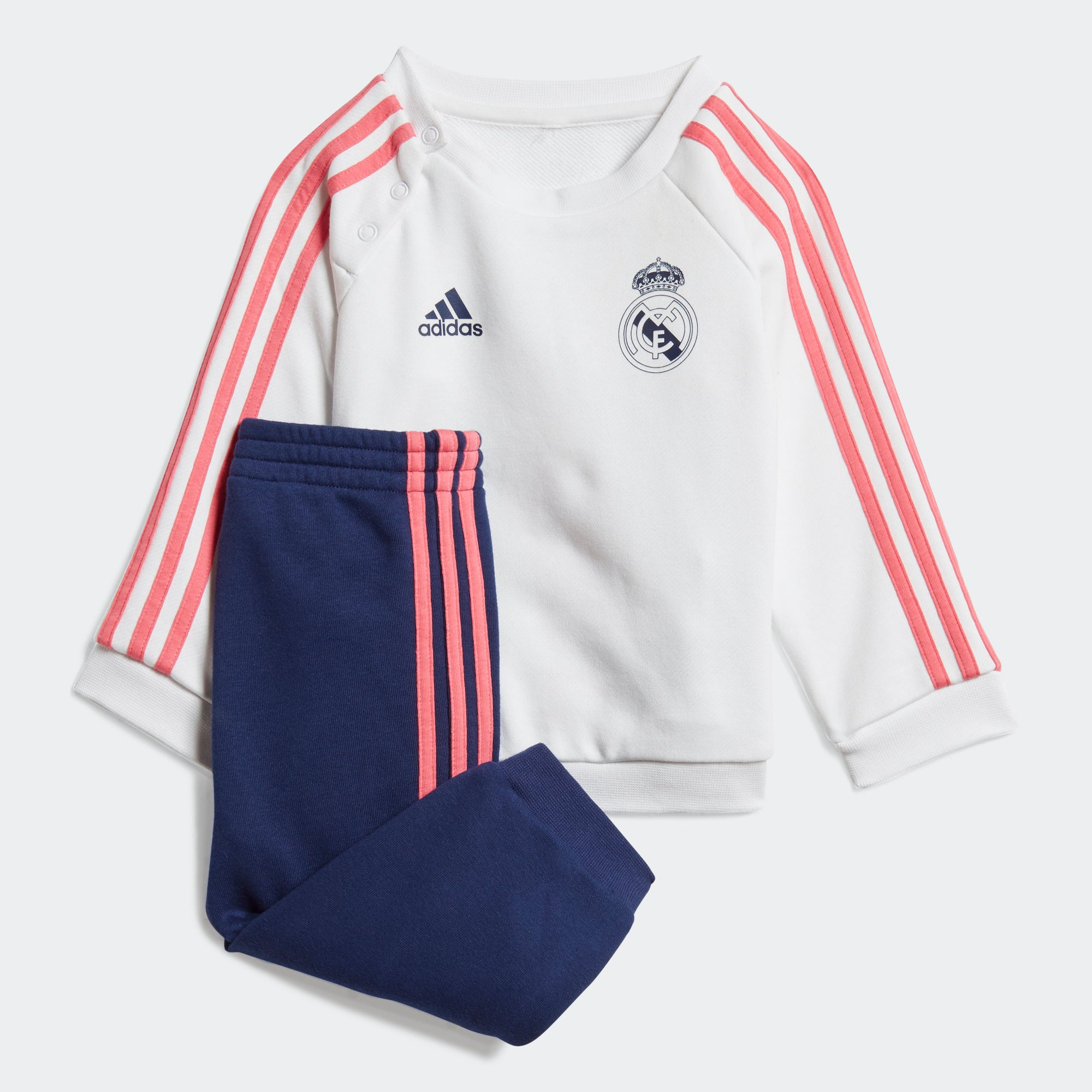 Real Madrid 3-Stripe Baby Jogger Youth