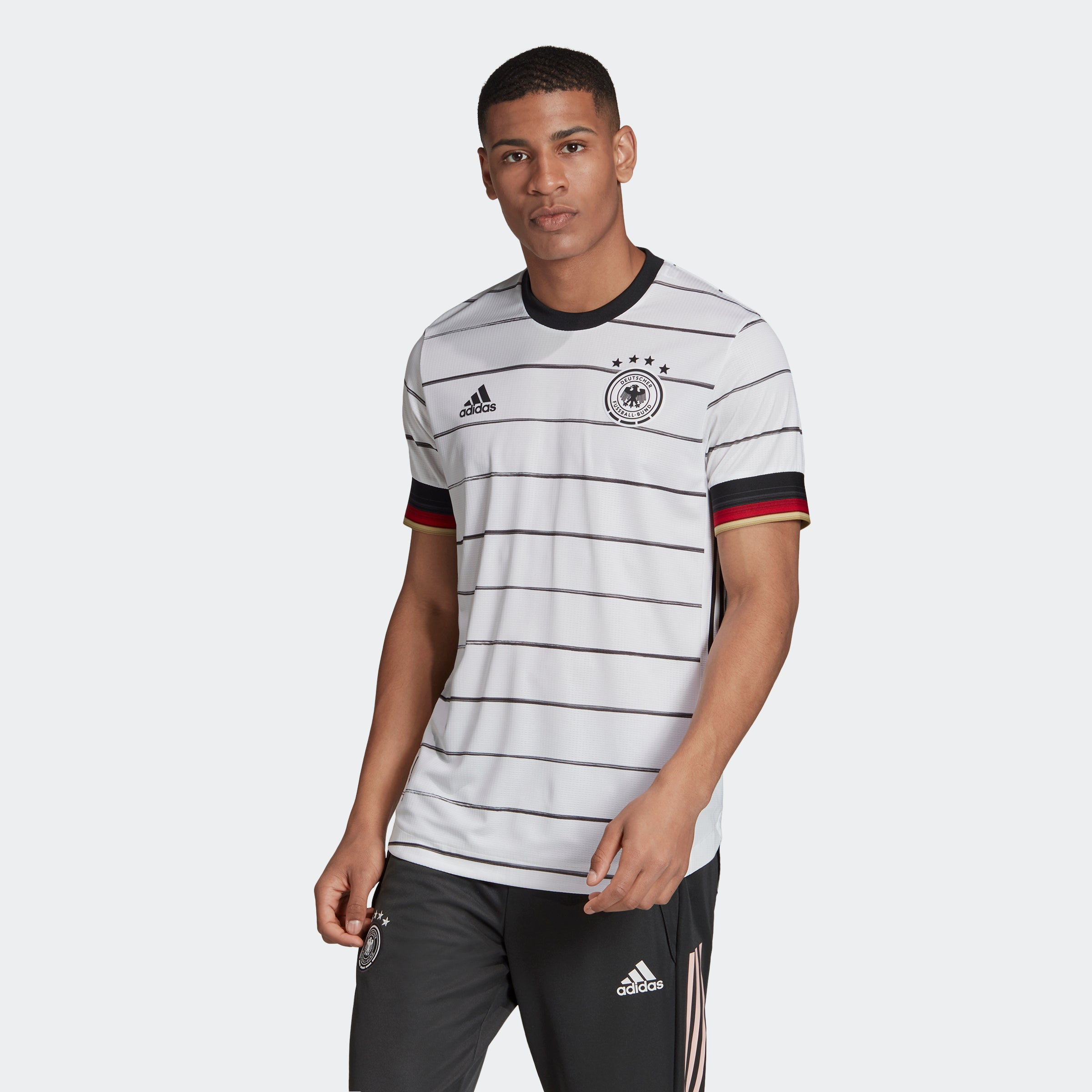 Germany Authentic Home Jersey - Men's