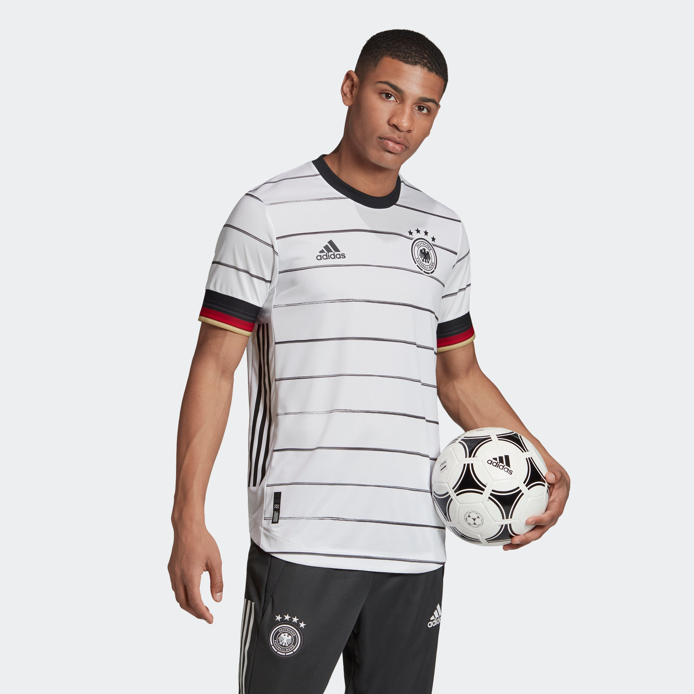 Germany Authentic Home Jersey - Men's - Niky's Sports