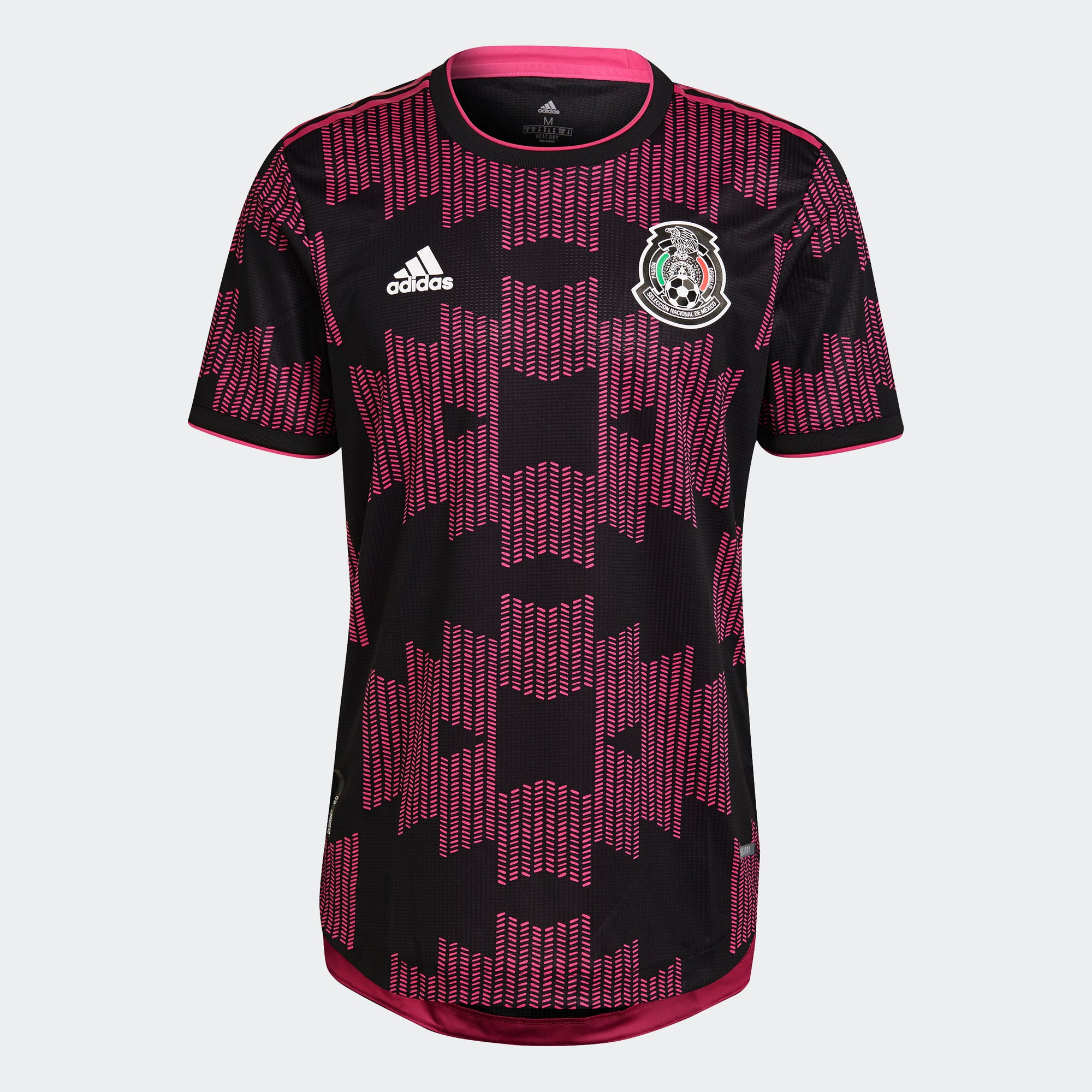 Mexico Home Authentic 2021-22 Jersey - Men's