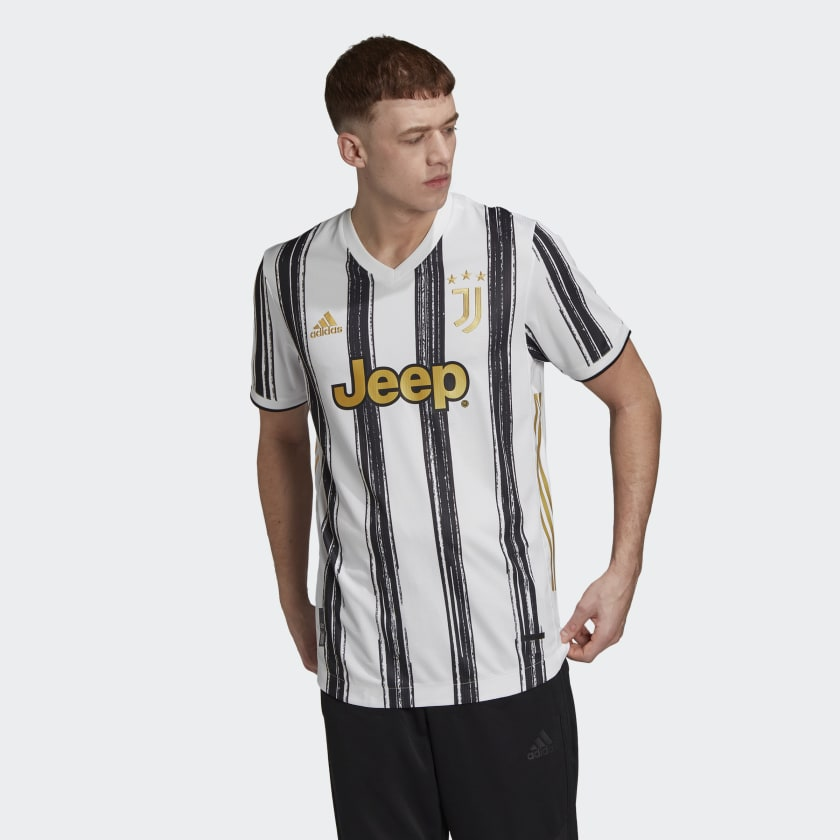 Juventus Home Authentic Jersey 20/21 - Niky's Sports