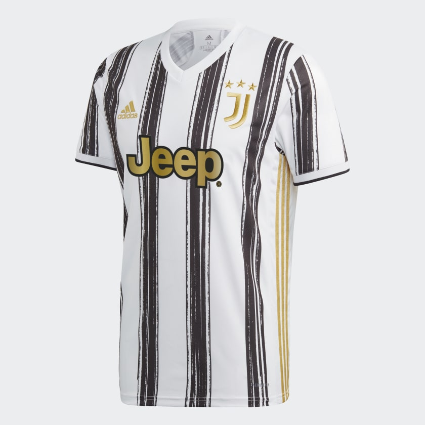 Juventus Mens Home Stadium Jersey 2020/21