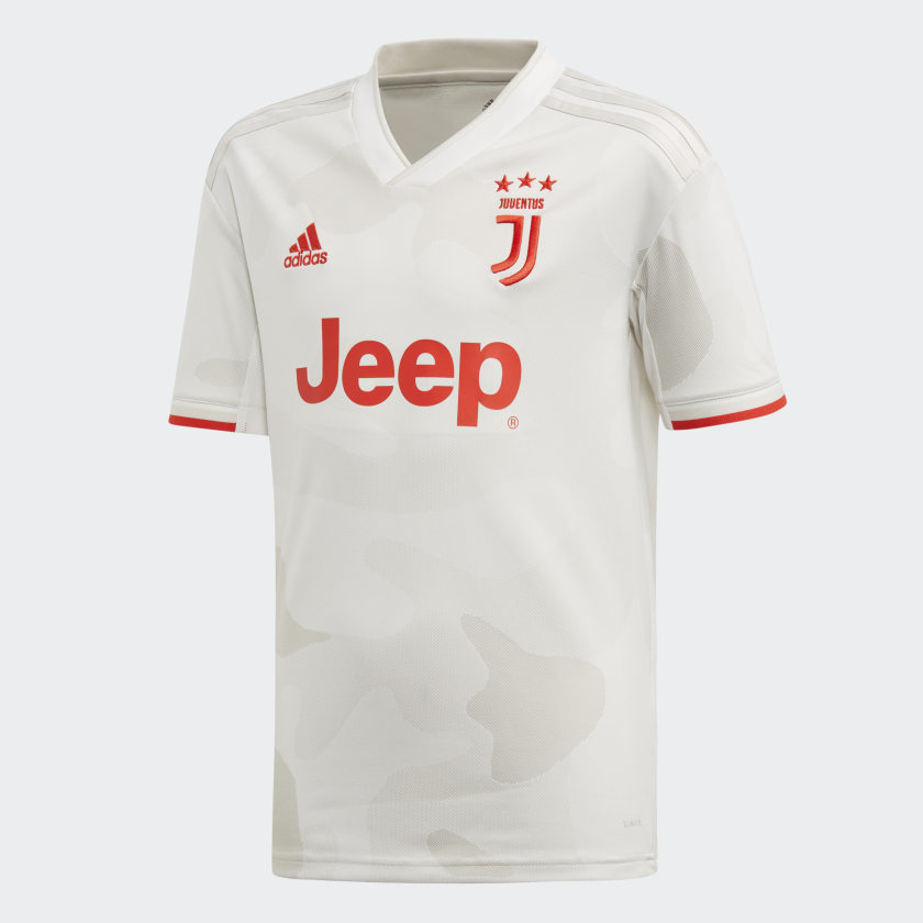 Juventus Away Stadium Jersey 19/20 Youth