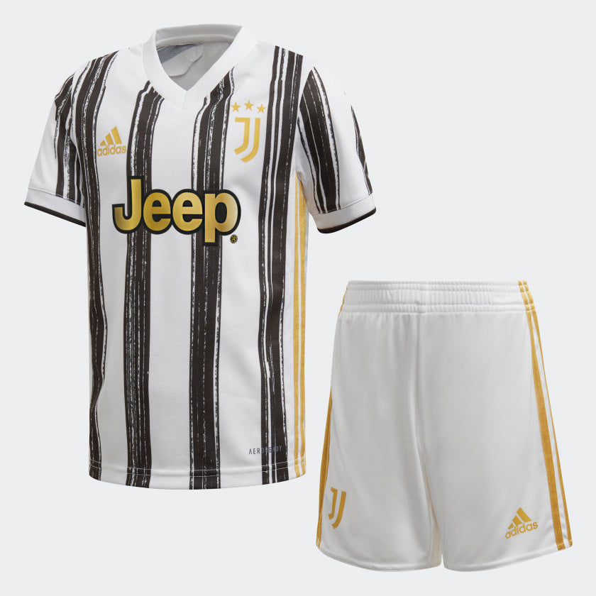 Juventus Home Mini-kit 20/21