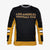 Men's LAFC Fleece Crew Neck Sweatshirt Black/Gold