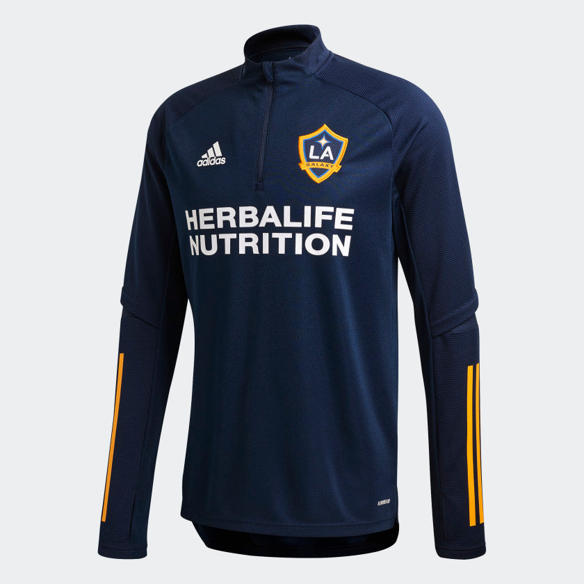 LA Galaxy Training Top Navy Men's