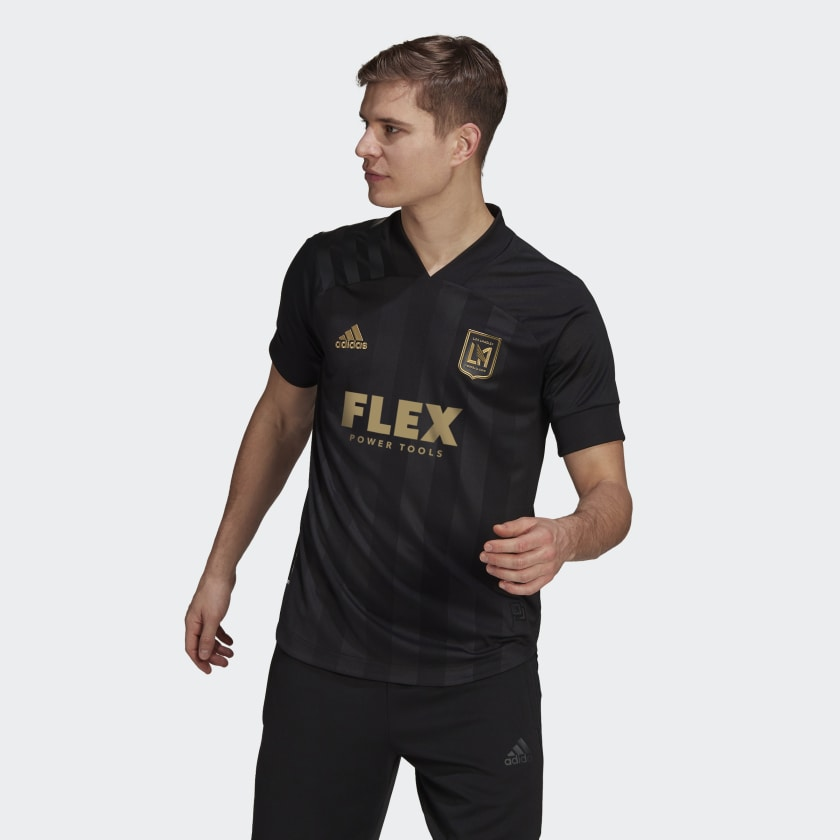 LAFC Authentic Home Jersey - Men's