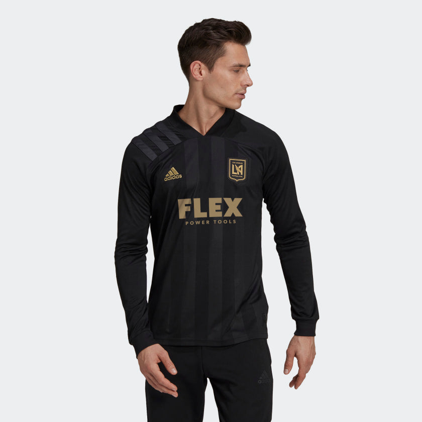LAFC Home Long Sleeve Jersey