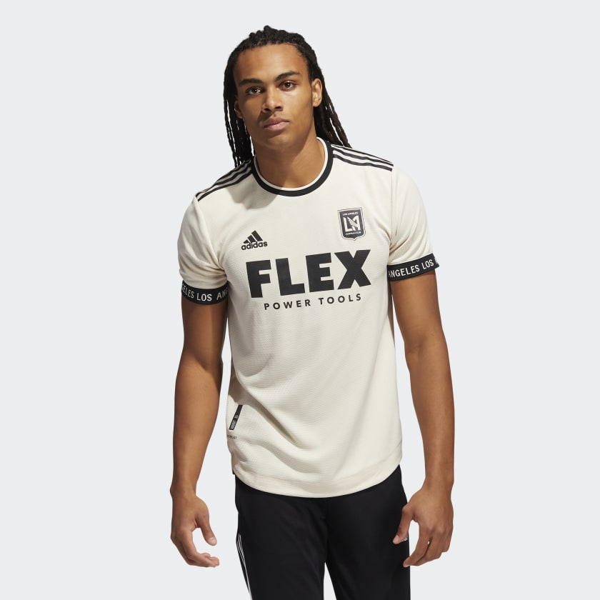 LAFC AWAY AUTHENTIC JERSEY 2021