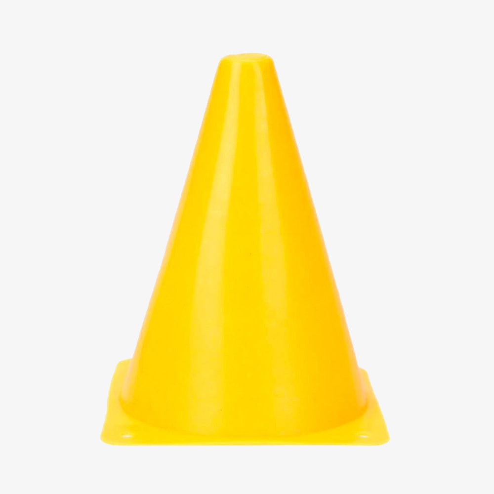 "6"" Marker Cone - Yellow"