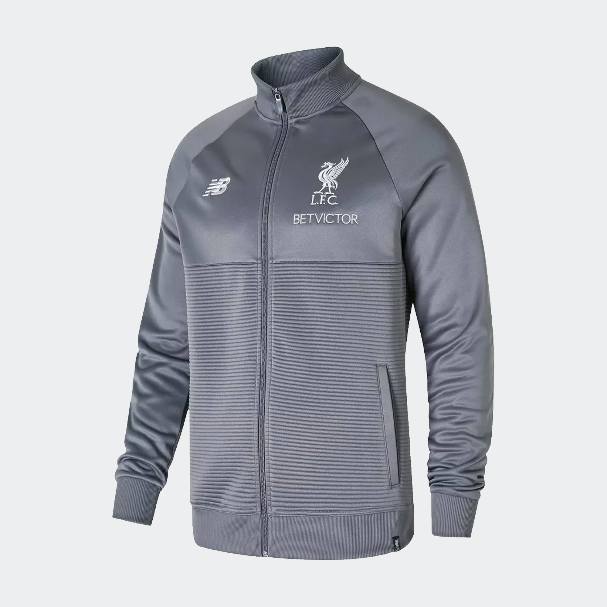 Liverpool FC Elite Training Walk Out Jacket - Castlerock