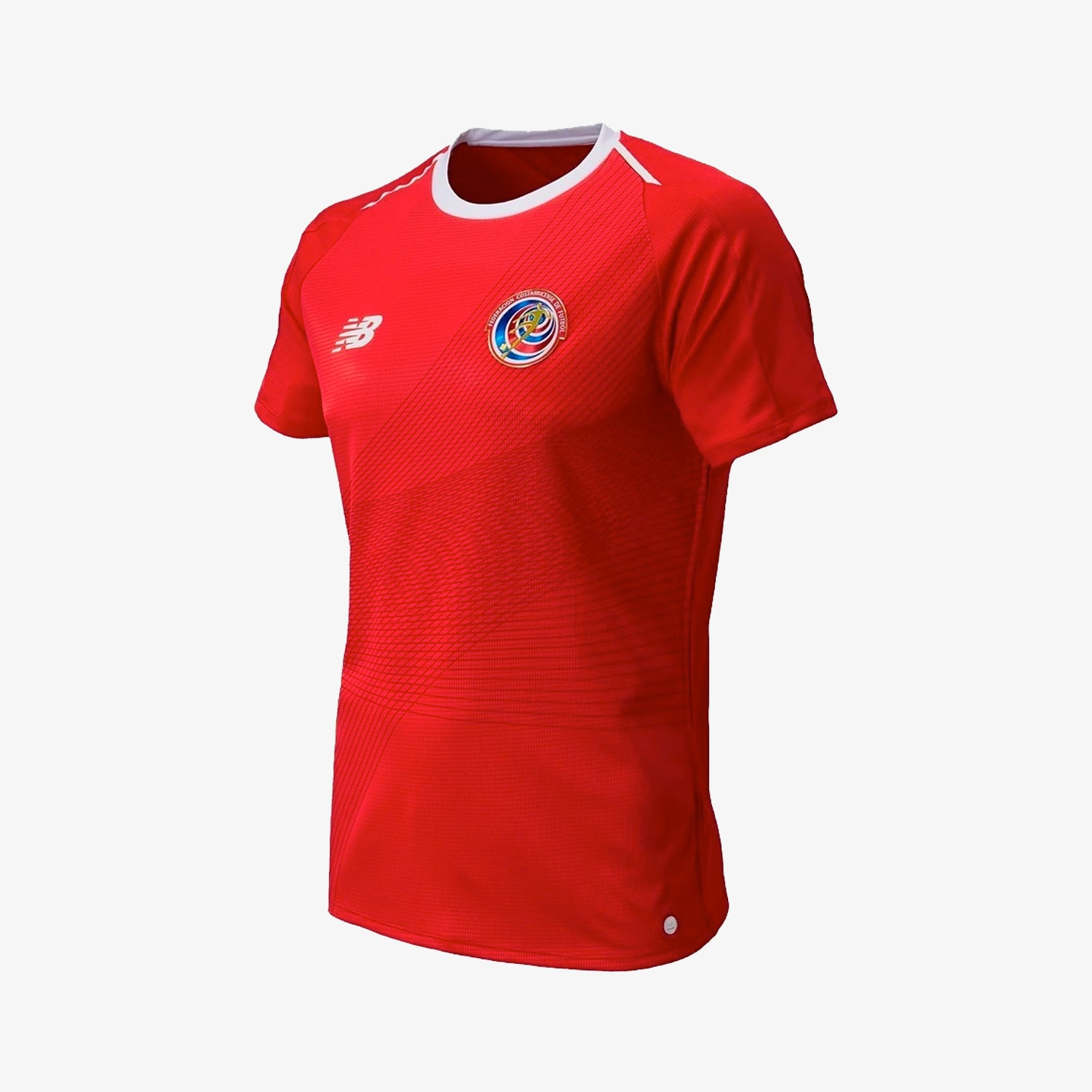 Costa Rica 18 Home Jersey - Red