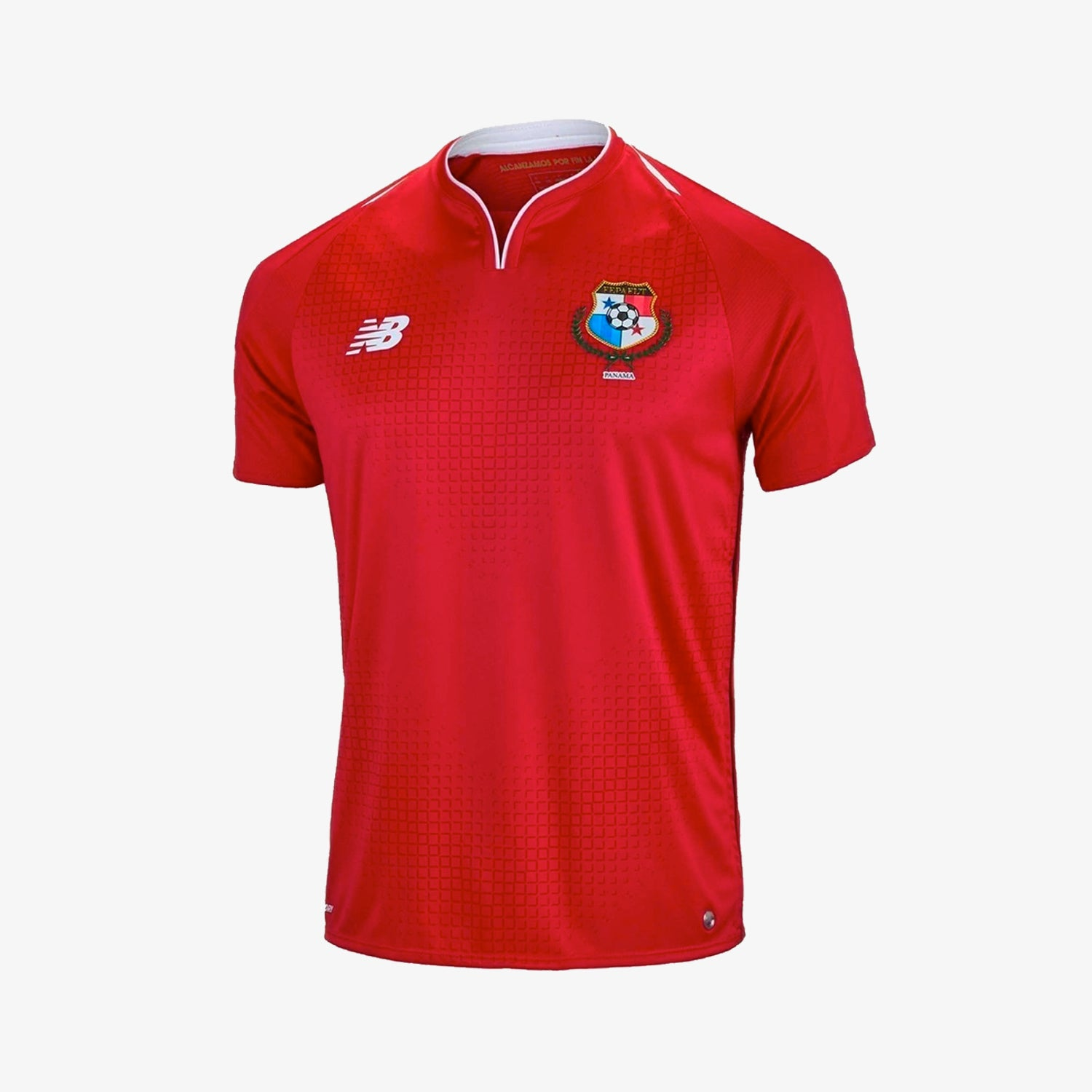 Men's Panama 18 Home Jersey - Pan Red