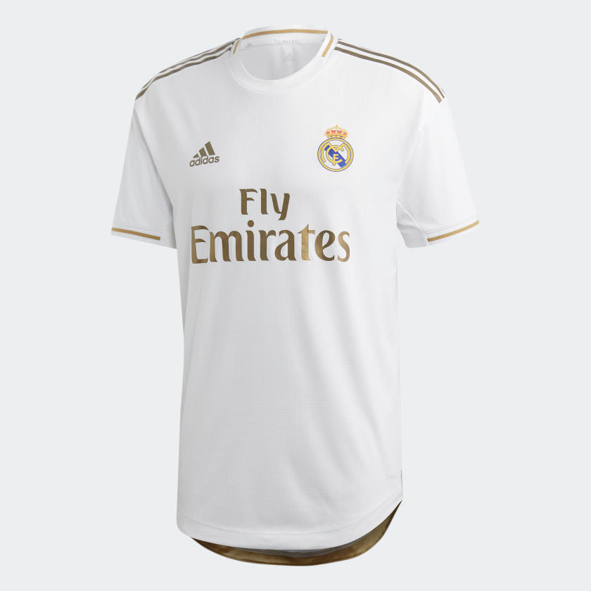 Men's Real Madrid Home Authentic  Jersey 19/20
