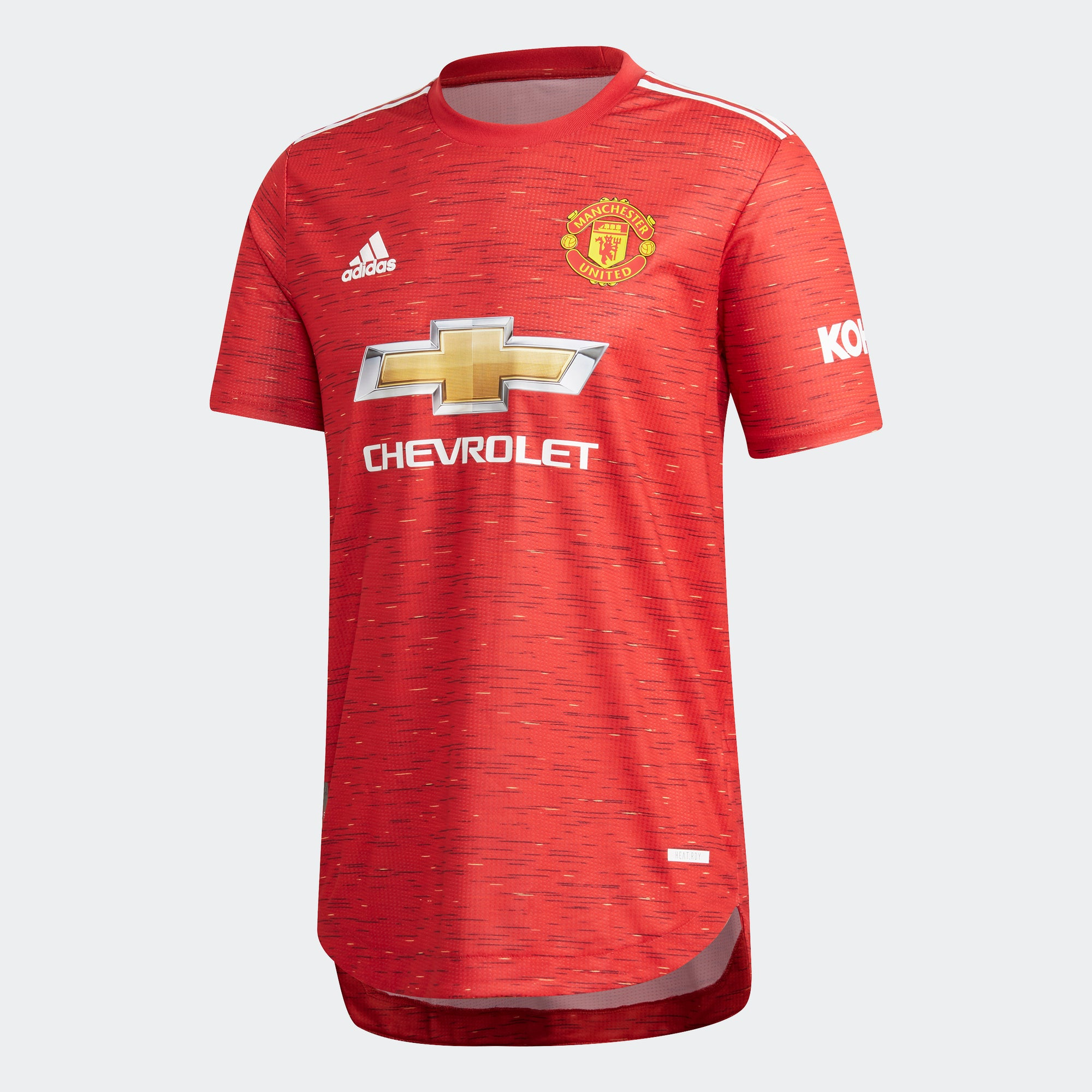 Man United Authentic Home Jersey 20/21 Men's