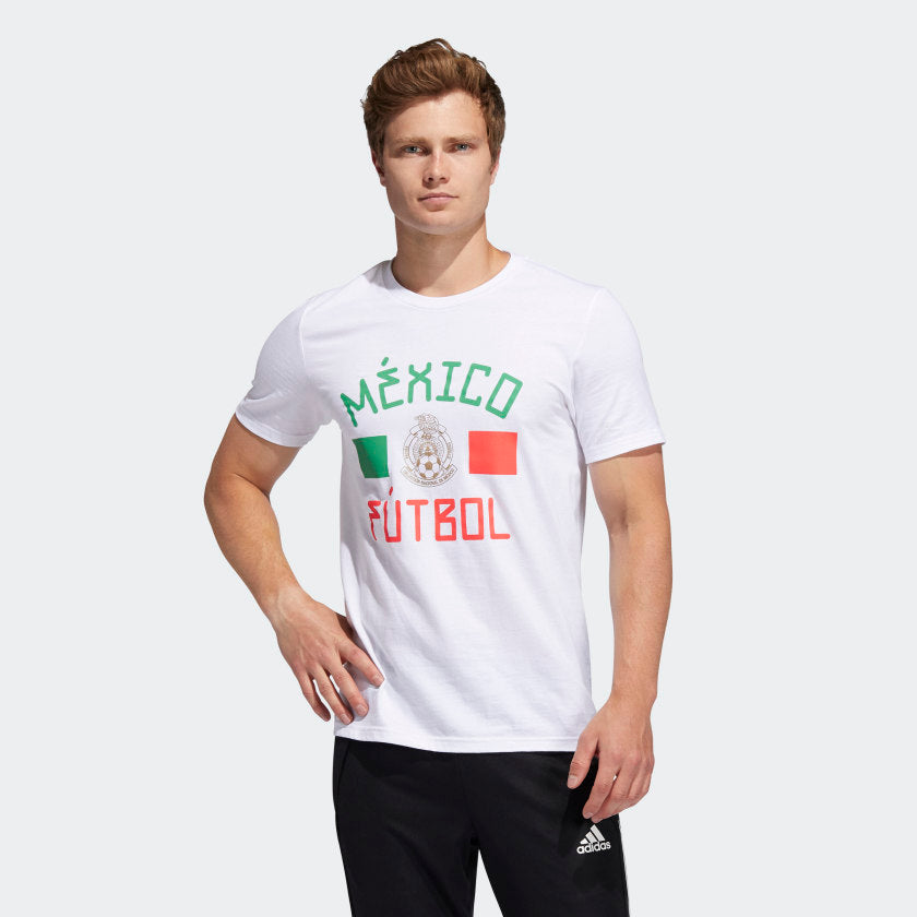 Mexico Amplifier Short Sleeve Tee