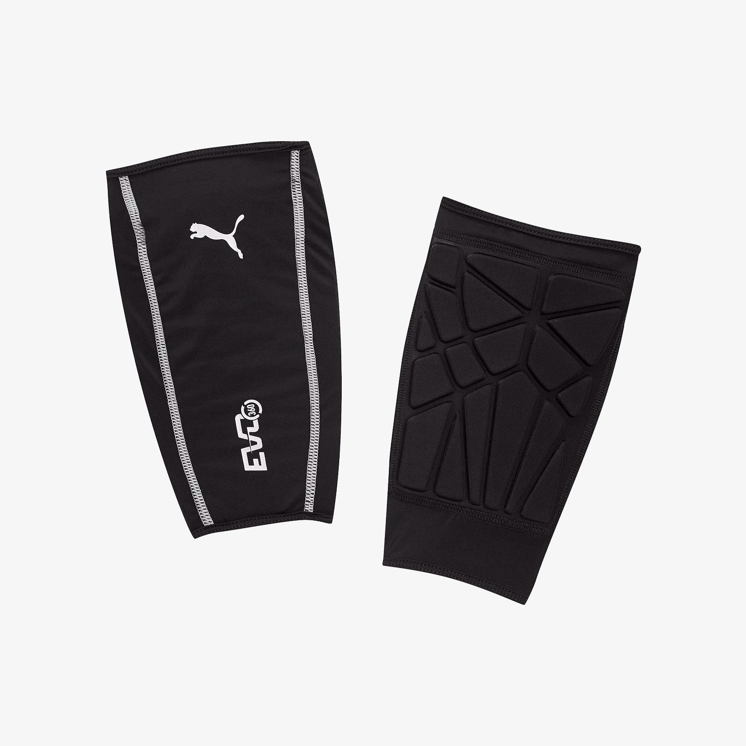 Evo360 Protect Shin Guard Sleeves - Black