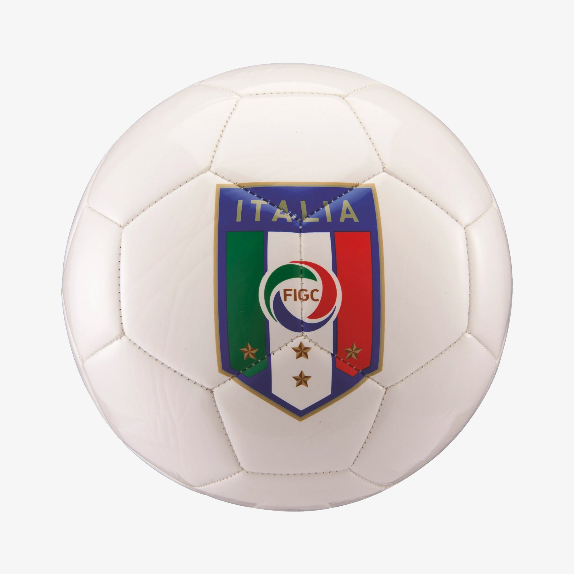 Italia Sheild Ball - White
