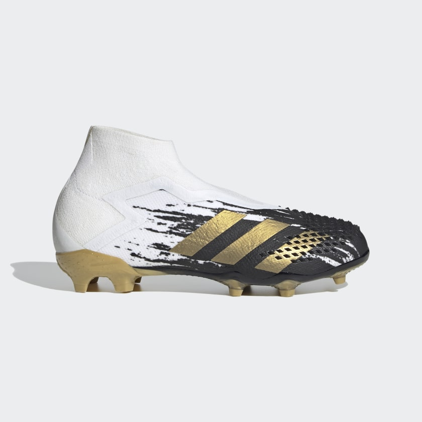 Predator Mutator 20+ Firmground Soccer Shoes Youth