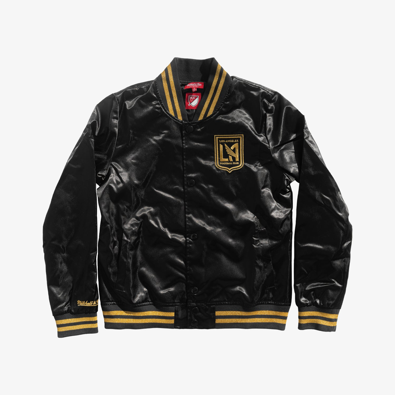 LAFC Lightweight Satin Jacket - Women's