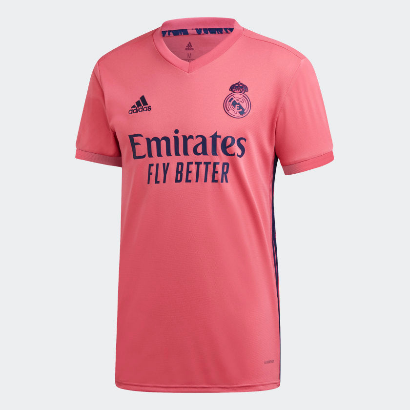 Real Madrid Away Stadium Jersey 20/21 Men's