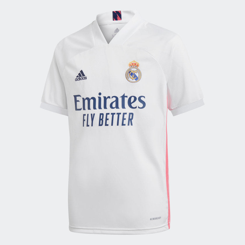 Real Madrid Home Stadium Jersey 20/21 Youth