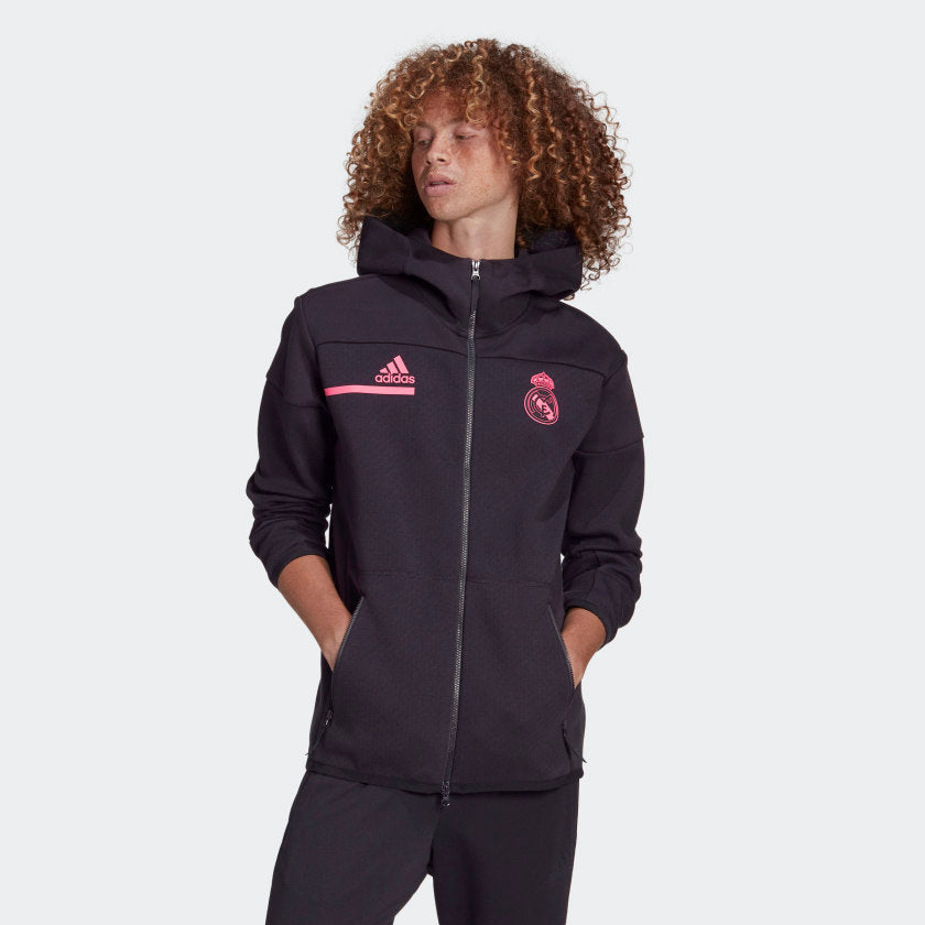 Real Madrid ZNE Track Jacket